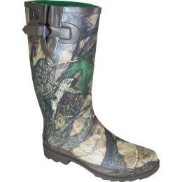 Smoky Mountain Camo Stalker Womens Rain Boots 6736