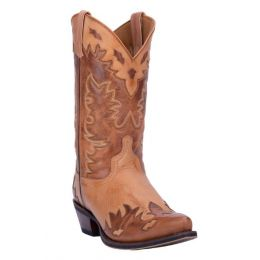 Dan Post Tan Nash Leather Mens Boot 6765