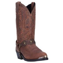 Laredo Travis Men's Conchi Braclet Brown Boot 6772