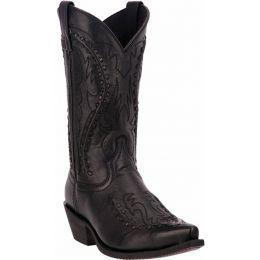 68430 Black Goat Bucklace Laredo Mens Western Cowboy Boots