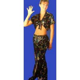 6917A Disco Nights Top  RECITAL COSTUMES