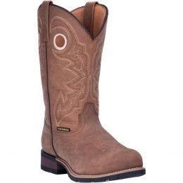 Dan Post Laredo Brown Saguaro Leather Steel Toe Work Boots 69524