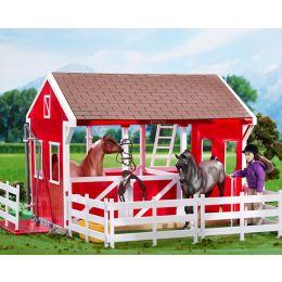 Breyer Spring Creek Stable Toy 698
