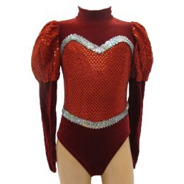 71099A  True Gems Leotard Dance Recital Costumes