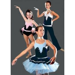7513P BROADWAY SHOW Pants only Dance Recital Costumes