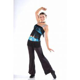 7613 Turn The Beat Around Dance Recital Costumes AD