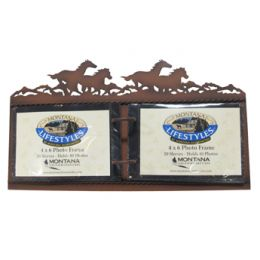 77489 Running Horse Picture Frame