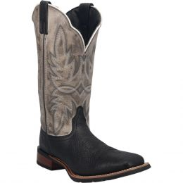 Dan Post Laredo Isaac Leather Mens Square Toe Boots 7910