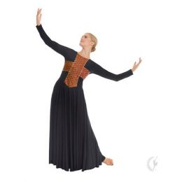 Eurotard Womens Blessed Grace Praise Dress 79566 **ONLINE ONLY**