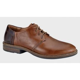 Naot Maple Brown/Walnut/Toffee Brown Chief Mens Dress Shoes 80024