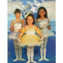 8036  Petite Ballet Dance Recital Costumes