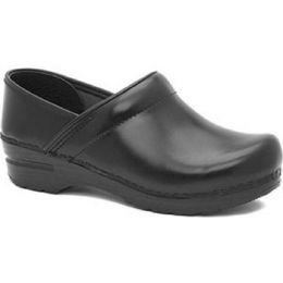 812-020202 Narrow Pro Cabrio Slip-On Closed-Back Clog Womens Shoes