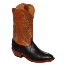 Nocona Lizard Rust Mens Boots 8153619403