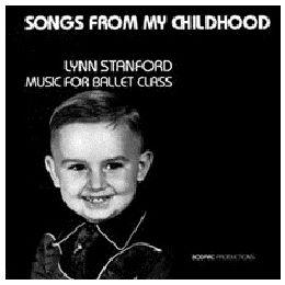 BOD8401 Songs From My Childhood Vol. I - Lynn Stanford