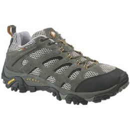 Merrell Ventilator Dura Leather/Mesh Walnut Mens Trail 86595