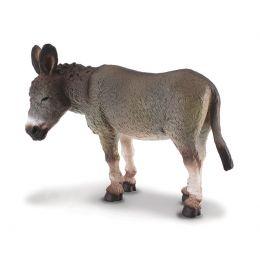 Breyer by CollectA Grey Donkey Toy 88115