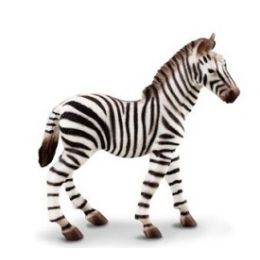 Breyer by Collecta Black and White Zebra Foal 88168