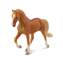 Breyer by CollectA Golden Palomino Tennessee Walking Horse Stallion Toy 88449