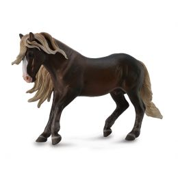 Breyer By CollectA Black Forest Horse Scallion Toy 88769