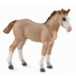 Breyer CollectA Red Dun Quarter Horse Foal 88814