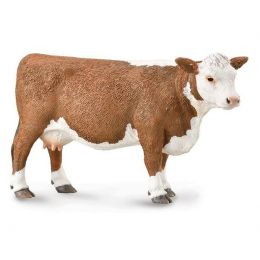 Breyer Hereford Cow Toy 88860