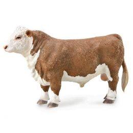 Breyer Hereford Bull Toy 88861