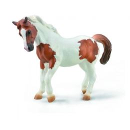Breyer by CollectA Chincoteague Pony -Chestnut Pinto  88929