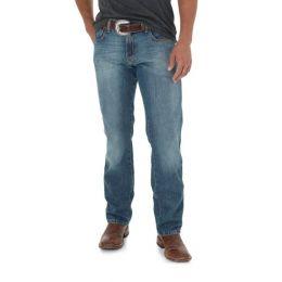Wrangler Rocky Top Retro Slim Fit Straight Leg Mens Jeans 88MWZRT