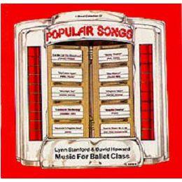 BOD9018 Popular Songs For Ballet Class-David Howard & Lynn Stanford