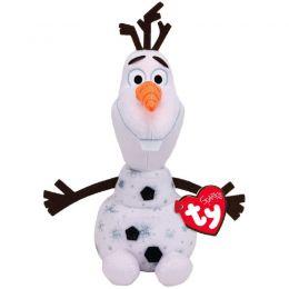 TY Sparkle Frozen Olaf Medium Plush Toy 90188