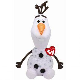 TY Sparkle Frozen Olaf Large Plush Toy 90259