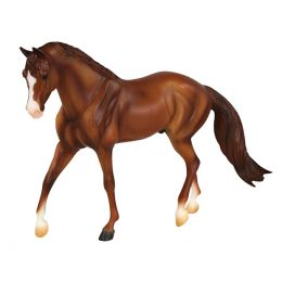 Breyer Chestnut Quarter Horse Toy 916