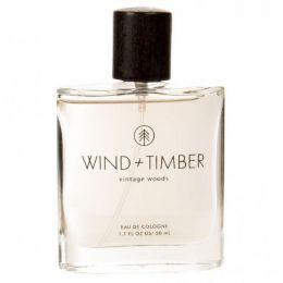 Tru Fragrance Mens Wild Timber Vintage Woods Cologne 93365