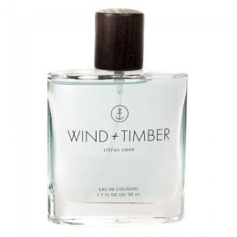 Tru Fragrance Mens Wind Timber Citrus Cove Cologne 93367