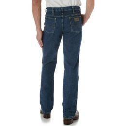 936GSHD Cowboy Cut Slim Fit Western Wrangler Mens Jeans