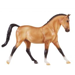 Breyer Buckskin Hanoverian Toy 953