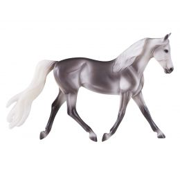 Breyer Grey Saddlebred Horse Toy 956