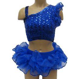 9805 Starlettes Dance Recital Costume CH
