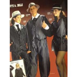 9906 Guys and Dolls Short Recital Costumes