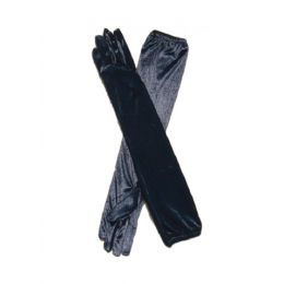 GL-13 Long Stretch Velvet Glove