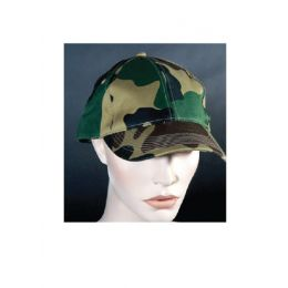 H-72 Green Camouflage Cap
