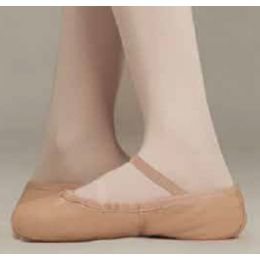 CG2002A Oversize Adult Split-Sole Ballet Shoe Sizes 10.5-11M<BR>**ONLINE PRICE ONLY**