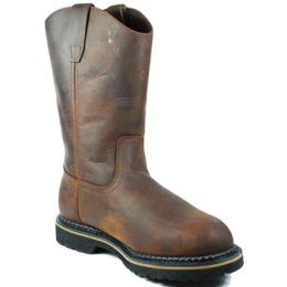 DP85144 Industrial 11 inch Wellington Soft Toe Mens Work Boots