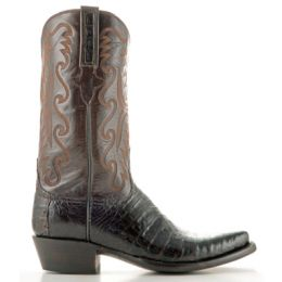 E2145.54 Caiman Ultra Belly Lucchese Mens Western Cowboy Boots