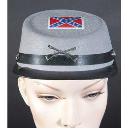 H-24 Confederate Army Cap