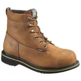 W10099 Brown Foster SoftToe Durashocks Wolverine Mens Work Boots