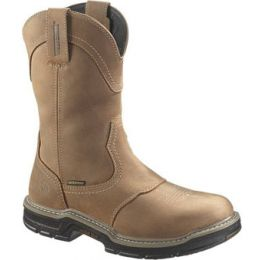 Wolverine MultiShox Contour Welt Waterproof Wellington Mens Work Boots