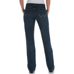 Wrangler Tuff Buck Q-Baby Cowgirl Cut Ultimate Riding Womens Jeans