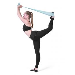 Bloch Teal Blue Exercise Band Medium A0925-M