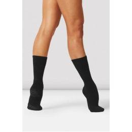 Bloch Black Blochsox Dance Socks A1000-BLK